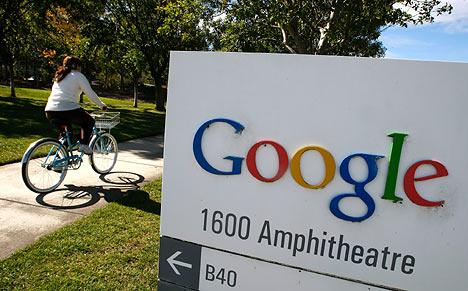 Mountain View Google