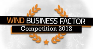 Wind Business Factor Competition 2012