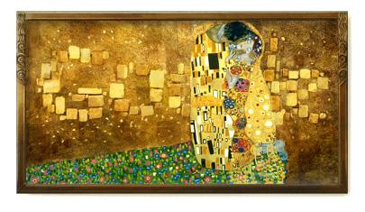 Google-doodle-Klimt - Il Bacio