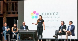 Pitch_Atooma - Techcrunch Italy