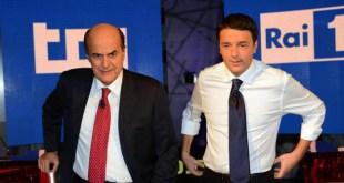 Confronto-Bersani-Renzi