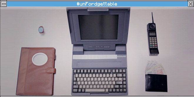 #unfordgettable-tecnologie