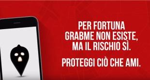GrabMe campagna fake generali italia