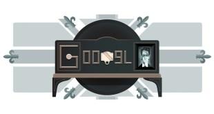 google doodle prima televisione baird