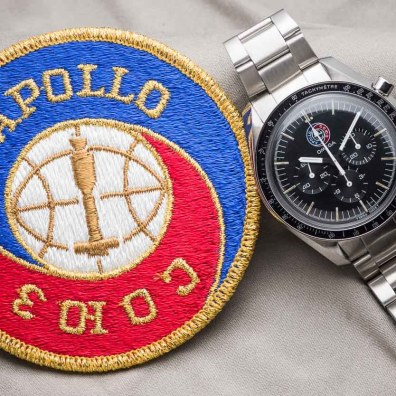 Omega Speedmaster Apollo-Soyuz