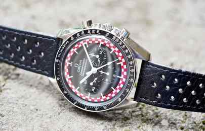Will the Speedmaster TinTin become a valued collectible one day? Who knows, but it's a lovely watch!