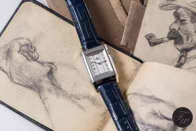 JLC Reverso a Eclipse - Van Gogh LE-4579