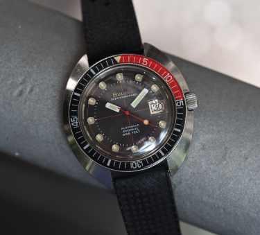 Bulova Oceanographer Snorkel 666