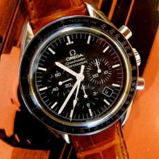 Speedy Tuesday   An Omega Speedmaster 50th Anniversary Prototype