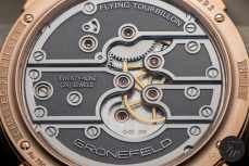 Grönefeld Parallax Tourbillon Hands On