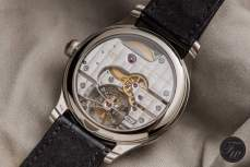 Hands On Laurent Ferrier Galet Classic Tourbillon