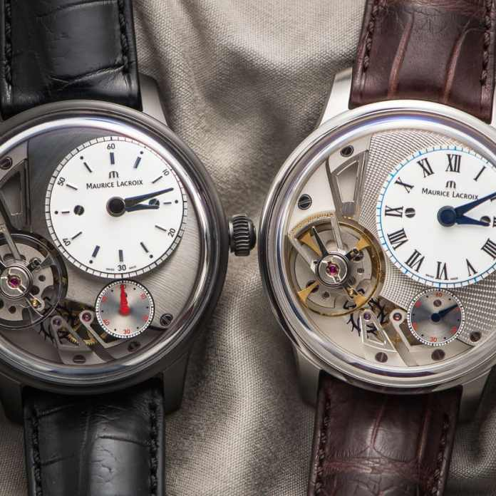 Hands On With The Maurice Lacroix Masterpiece Gravity