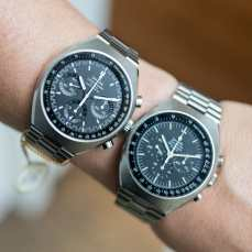 Speedmaster Mark II wristshot