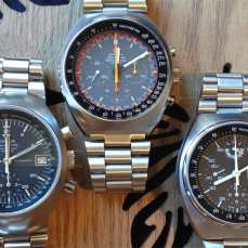 Omega Speedmaster Mark Series