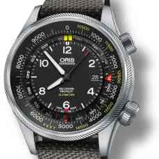 Oris Big Crown ProPilot Altimeter   Worlds First Automatic Watch With Mechanical Altimeter