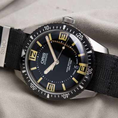 Oris Diver Sixty-Five - Top 5 BaselWorld Watches