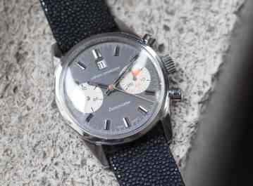Nivada Grenchen Datomaster thick domed crystal