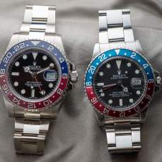 Rolex GMT Master II Reference 116719BLRO