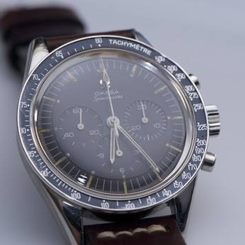 Speedy Tuesday   The Very Rare Omega Speedmaster 105.002 Watch