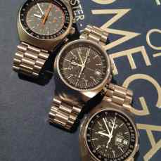 Speedy Tuesday   Omega Speedmaster Mark Series