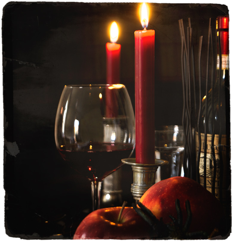 Vampire Banquet Vampir Bankett - Halloween Inspiration by fraumau