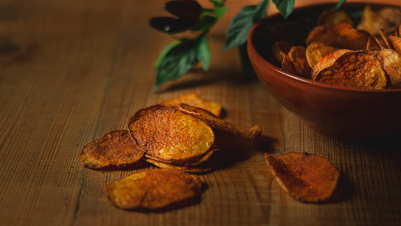 Homemade Chipotle Chips - Do It Yourself by fraumau.de #chipotlechips #homemade