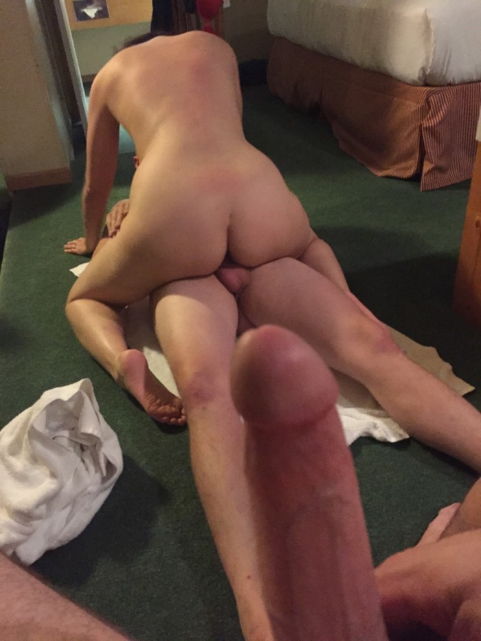 thick wife fuck monster cock