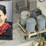 Elisa Lam found inside a water tower