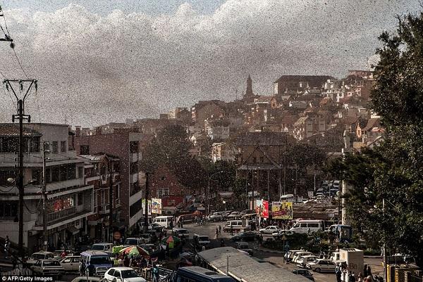Magagascan capital