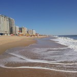 Umbrella kills woman at Virginia Beach