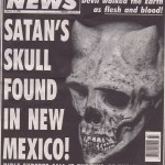 Satan's skull found in New Mexico