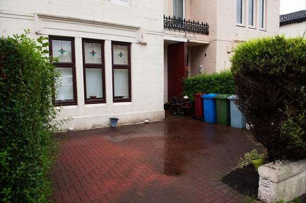Home in Rutherglen