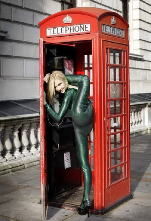 phone booth Zlata