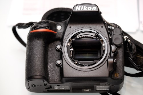 Medium Of Nikon D810 Replacement