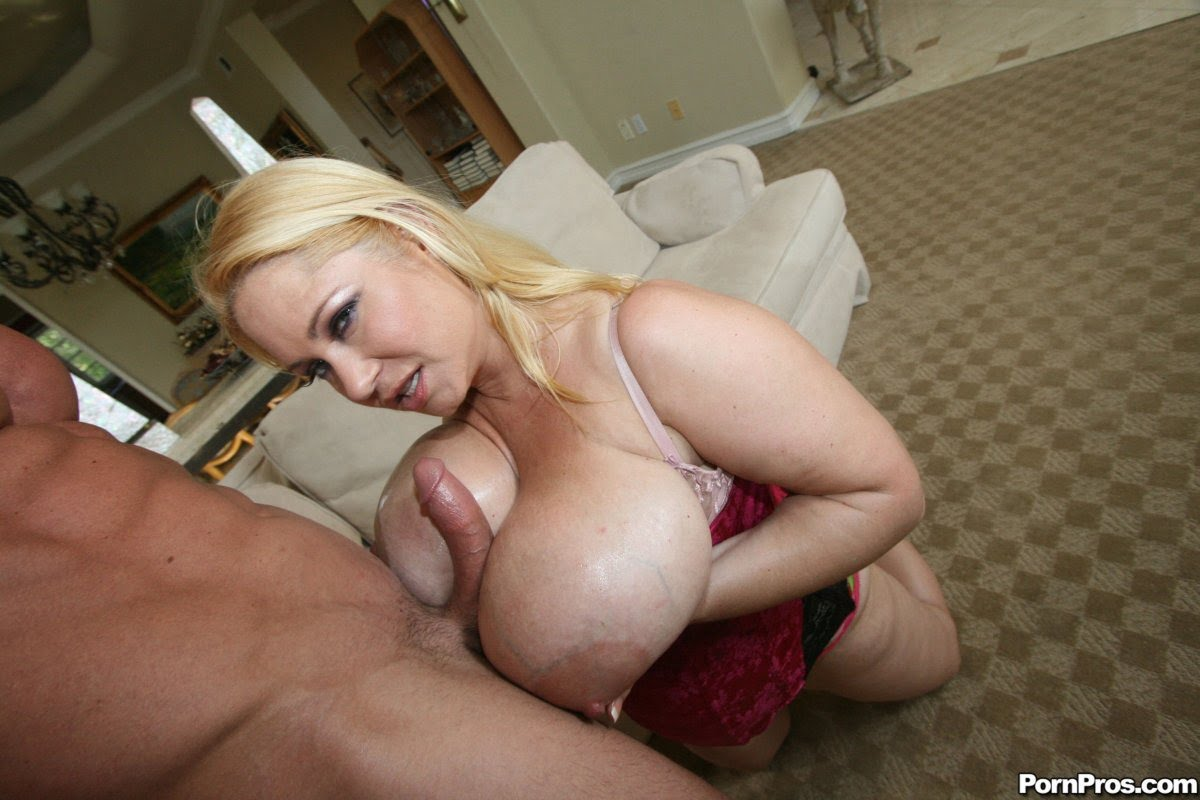 cums while tit fuck
