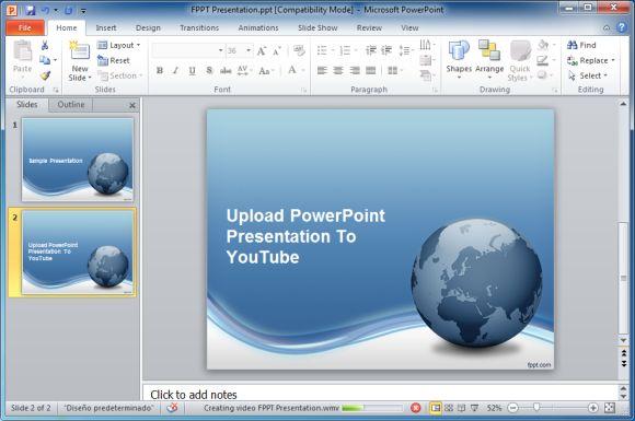 powerpoint background