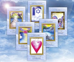 Dyan Garris Angel Cards - Free angel card readings online