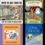 Where the Wild Things Are, Goldilocks, Three Bears, Doctor De Soto, & Owl Moon