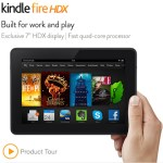 Kindle Fire HDX – The Device and Free Audiobooks