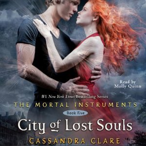 City of Lost Souls: Mortal Instruments, Audio Book 5