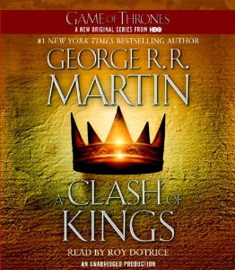 A Clash of Kings: A Song of Ice and Fire Free Audio Book