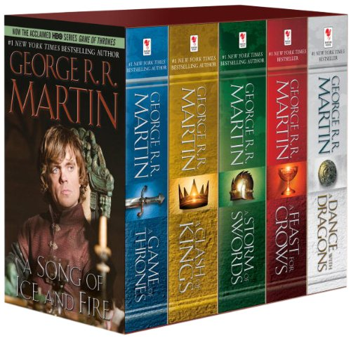 A Song of Ice and Fire - Complete Free Audiobooks Collection