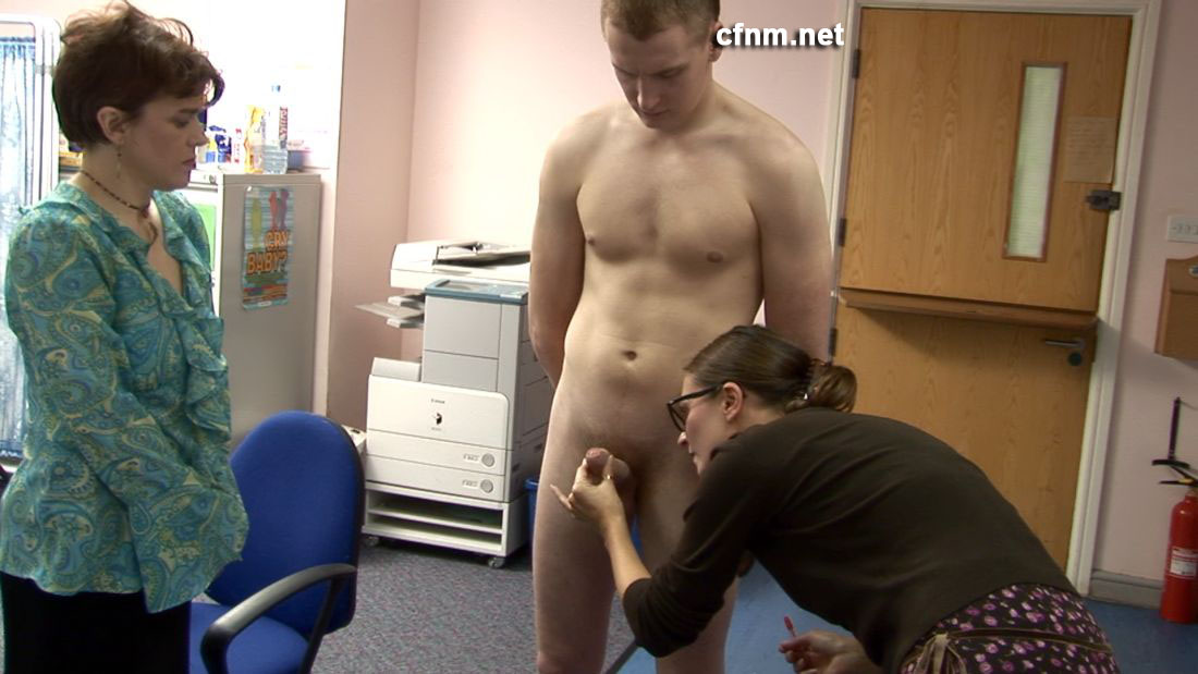 Medical exam massage prostate