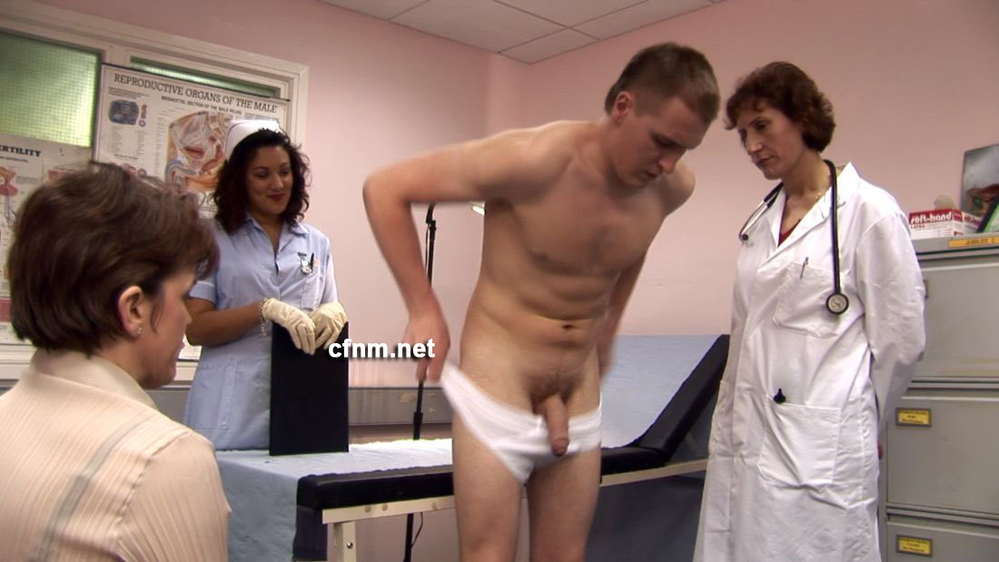 Big dick examination doctors and gay doctor