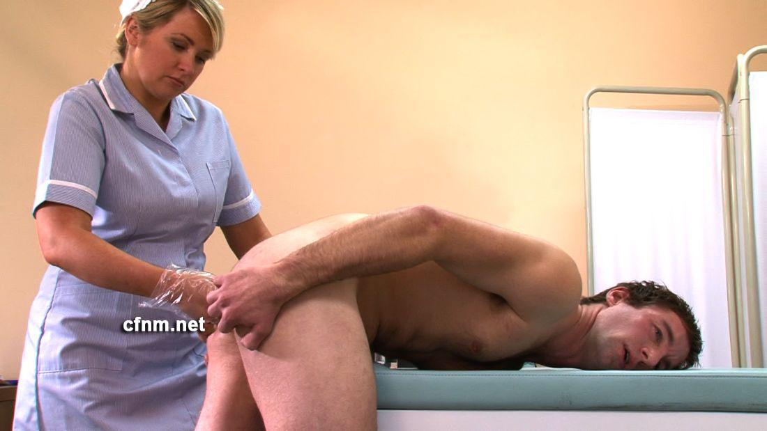 Think, that Nurse penis exam nude