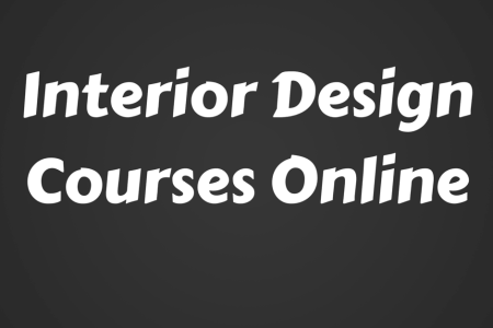 interior design courses online