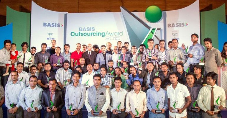 Basis Outsourcing Award 2015