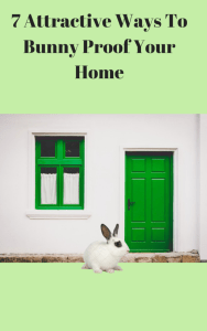 7 Attractive Ways To Bunny Proof Your Home