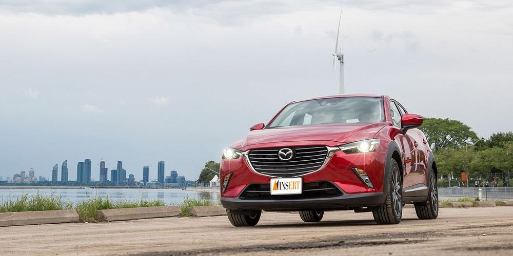 Recenze: Mazda CX-3 2016