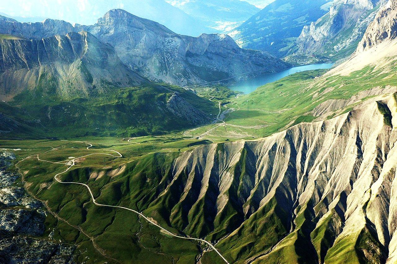 Sanetsch pass, Valais, Terra3